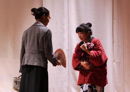 【写真(左から):髙橋美帆、八幡みゆき】
