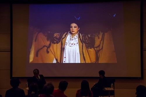 『王女メデイア』舞台映像(写真提供:SPAC)