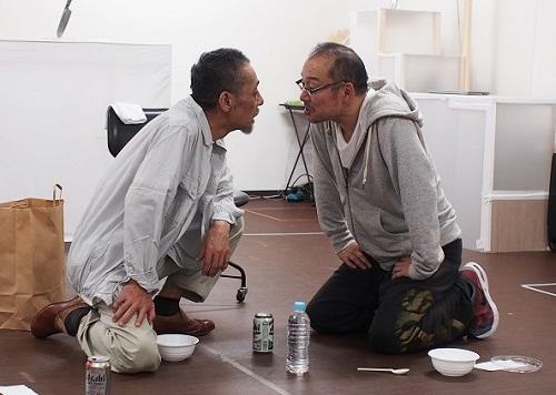左から(敬称略):中嶋しゅう、千葉哲也