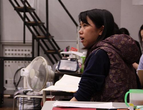 同研修所1期生の公演から携わってきた田中麻衣子さん