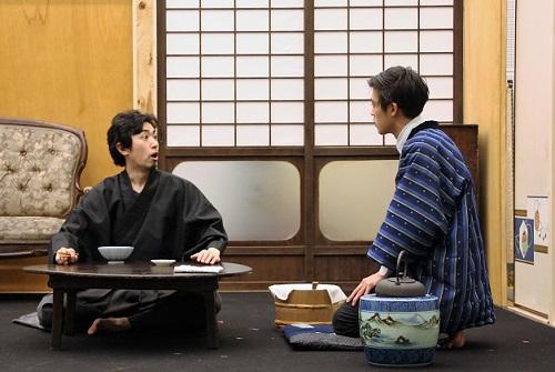 写真左から:長谷川直紀、永田涼