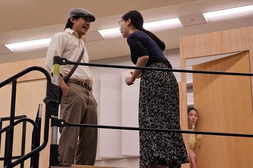 左から:椎名一浩、金聖香、田渕詩乃