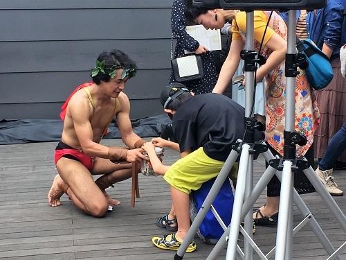 美しい筋肉の加藤隆さん