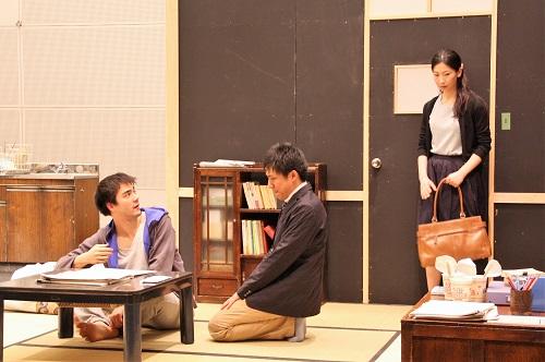 左から:バルテンシュタイン永岡玲央、椎名一浩、金聖香