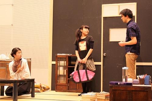 左から:篠原初実、高嶋柚衣、バルテンシュタイン永岡玲央