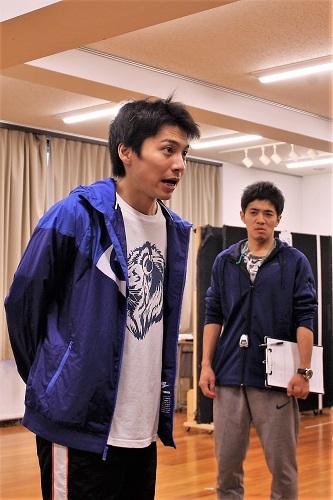 写真(左から):宮崎秋人、和田正人