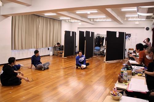 写真(左から):木村了、和田正人、高橋光臣、宮崎秋人、谷賢一