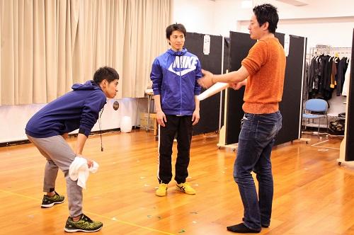 写真(左から):和田正人、宮崎秋人、谷賢一