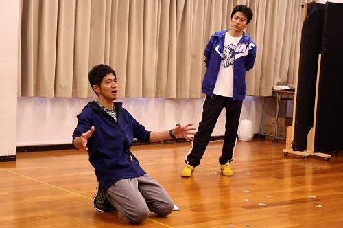 写真(左から):和田正人、宮崎秋人