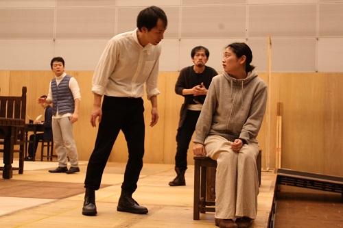 写真左から:福本鴻介、河合隆汰、今井聡、中坂弥樹