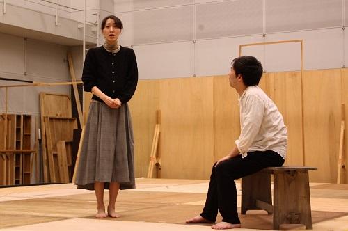 写真左から:永井茉梨奈、河合隆汰